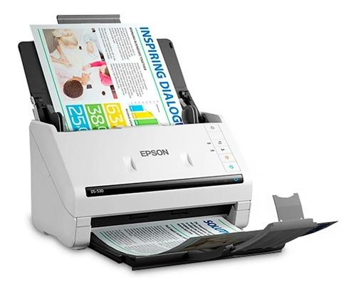 Escanner Epson Ds-530 35ppm Doble Cara Usb 3.0 Business