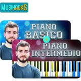 Curso Piano Básico + Intermedio - Jaime A.