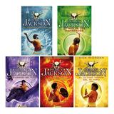 El Ladrón Del Rayo Rick Riordan Colección Percy Jackson 5tm