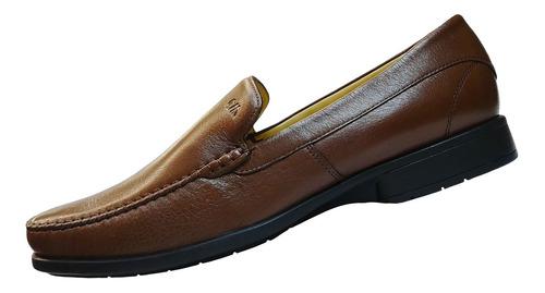 Zapato Calimod York Para Hombre - Nutria