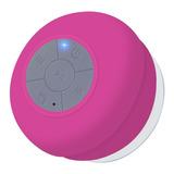 Bocina Slim Company Boc-reg-01 Portátil Con Bluetooth Rosa 110v