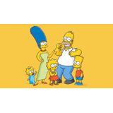 Los Simpson Hd 33 Temporadas + Casitas Del Terror + Película