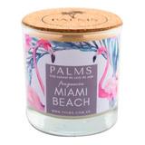 Palms Velas Soja Miami Beach