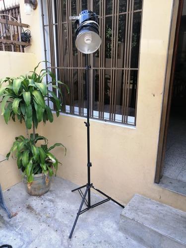 Pedestal De Luces Para Estudio + Luz Oferta