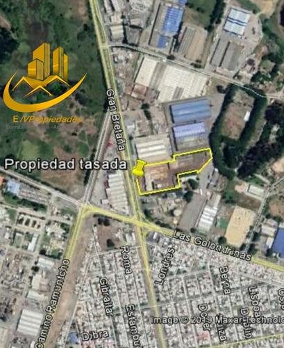 Terreno En Venta En Zona Industrial Talcahuano