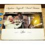Lp Imp Stephane Grappelli David Grisman - Live (1981) Original