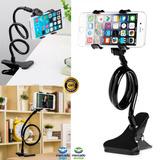 Base Brazo Flexible Soporte Samsung iPhone Celular Holder