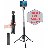 Tripode Atril Tablet Partituras iPad Tab Extensible 1,35mts