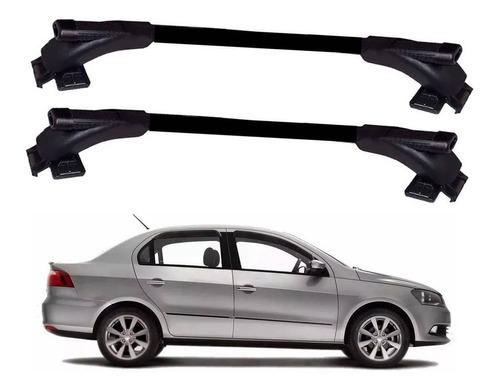 Juego Barras Porta Equipaje Hierro Auto P/ Volkswagen Voyage