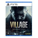 Resident Evil Village Standard Edition Capcom Ps5 Físico