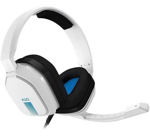 Diadema Astro A10 Ps4 3.5mm Gaming Blanco-azul 939-001846