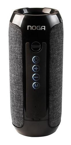 Parlante Noga Pk24 Bluetooth 10w Portátil Negro Tienda Hyt