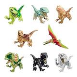 Dinosaurio Grande X1 Caja A Elección Para Armar Velociraptor