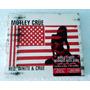 Motley Crue Red White & Crue Best Of 2cds Importado Kiss Original