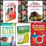 El Poder Del Metabolismo Colección 5 Libros.