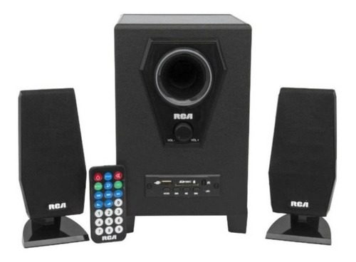 Parlante Subwoofer Multimedia Rca S-650sw 20watts