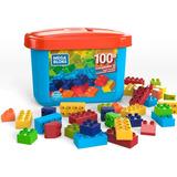 Mega Bloks Mega Caja De 100 Mini Bloques