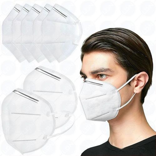 Máscara Tapabocas N95 Kn95 - Aprobado Por El Msp