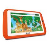 Tablet  Exo Wave I007 Kids 7  16gb Blanca/naranja Con Memoria Ram 1gb