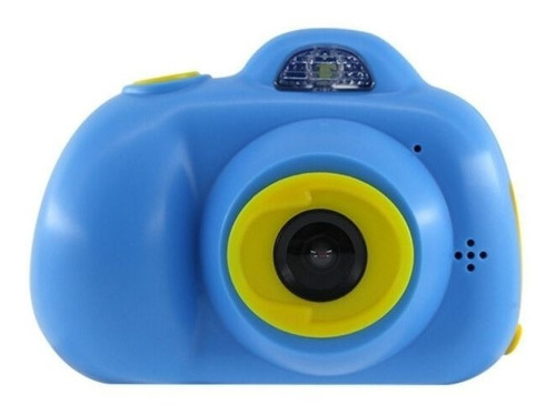 Mini Cámara Fotográfica Digital Hd Para Niños 1080