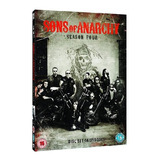 Sons Of Anarchy - Completa 7 Temporadas - Dvd