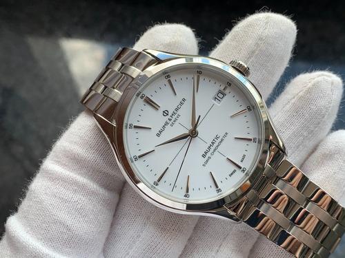 Relógio Baume & Mercier Clifton Baumatic Chronometer 10505