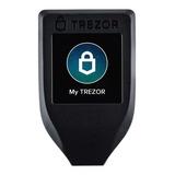 Trezor Model T - Billetera Bitcoin, Ethereum, Litecoin Y Mas