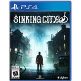 The Sinking City Ps4 Fisico Nuevo Sellado
