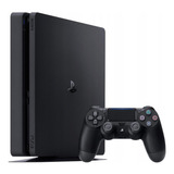 Sony Playstation 4 500gb Standard Cor  Jet Black