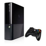 Microsoft Xbox 360 Super Slim 250gb Standard Cor  Preto