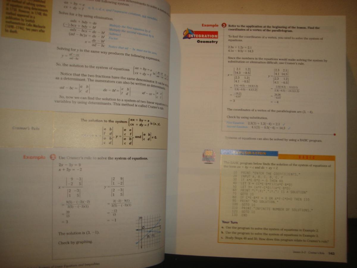 Glencoe algebra 1 homework practice workbook answers