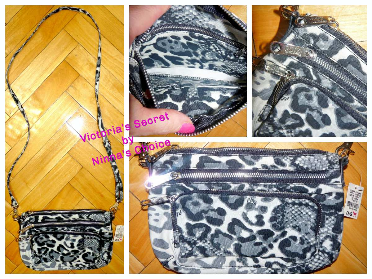 bolsos victoria secret animal print