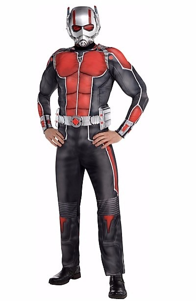 Disfraz Adulto Hombre Marvel Antman Ant Man Hombre Hormiga   En Mercado Libre
