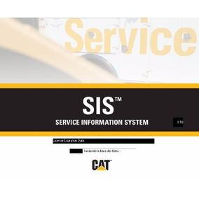 Caterpillar Sis 2015 3d + Et 2015a + Cbt Envio Por E-mail