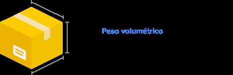 Peso volumétrico