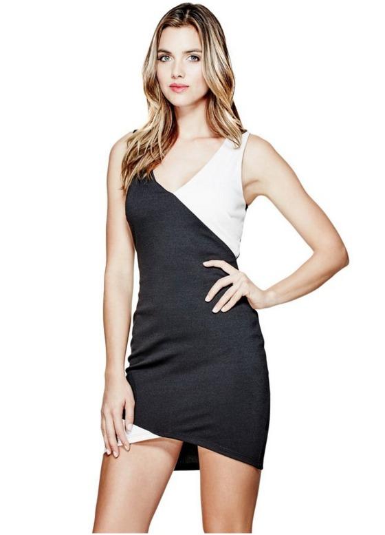 vestidos guess 2016