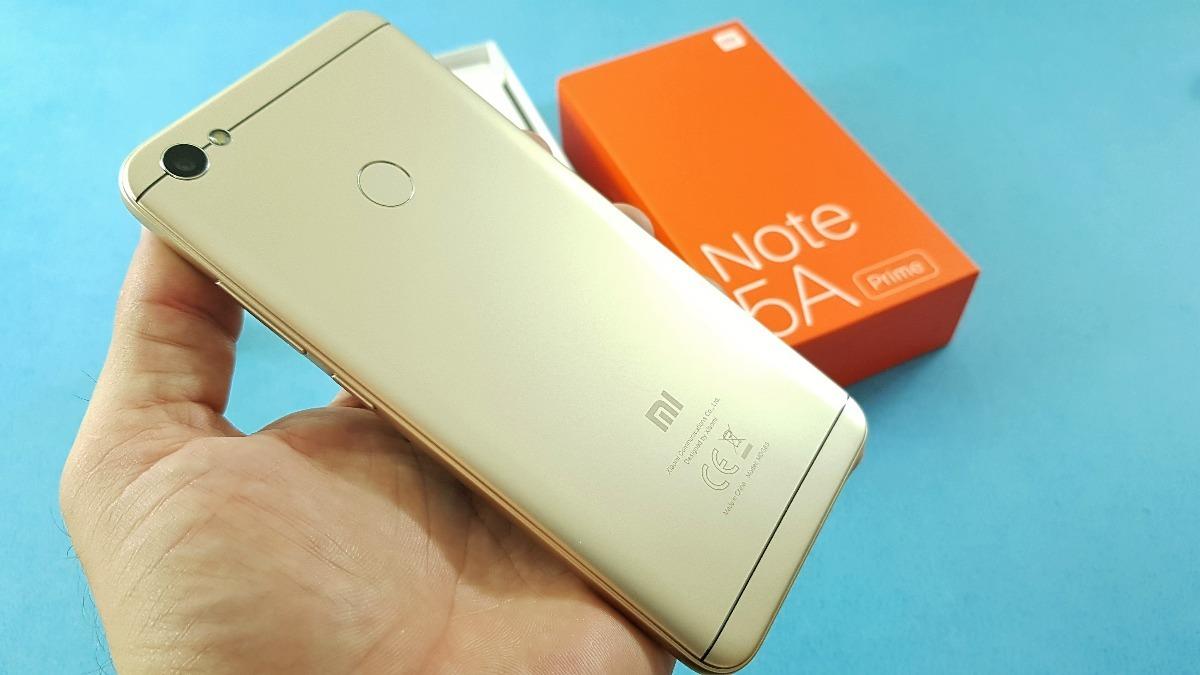 XiaomiMiRedmiNote5APrime4g32gbLedCapaDe