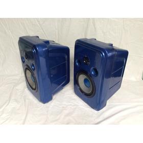 - Caixa Jbl Monitor 8 Ohms 60 Watts Rms  2 Vias - 80´s