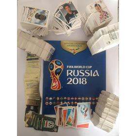 .- Laminas Álbum Mundial Rusia 2018 Panini