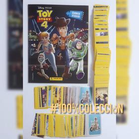 .- Láminas Álbum Toy Story 4 Panini