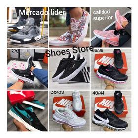 *-* Zapatos Nike / adidas/ Pumas/ Fila Para Hombre Y Mujer *