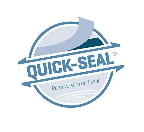 # 10 sobres de seguridad quick self-seal - sin ventana, tama