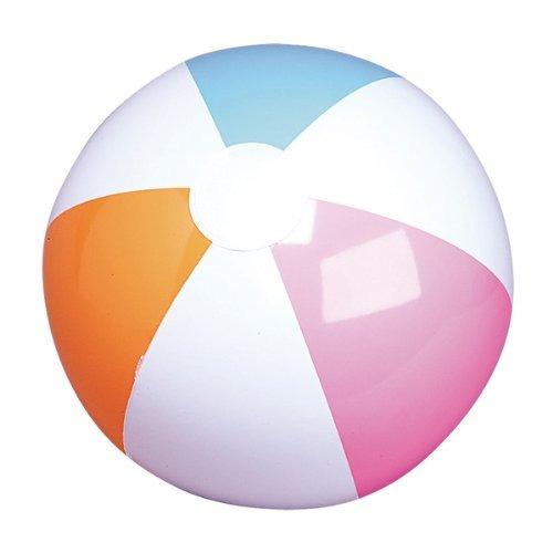 ~ 12 ~ se infla el balón de playa ~ aprox. 16\  antes de la