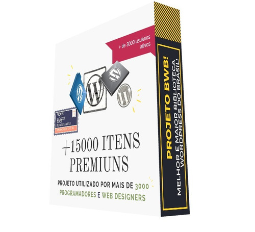 +15.000 temas wordpress premium + plugins premium + brinde