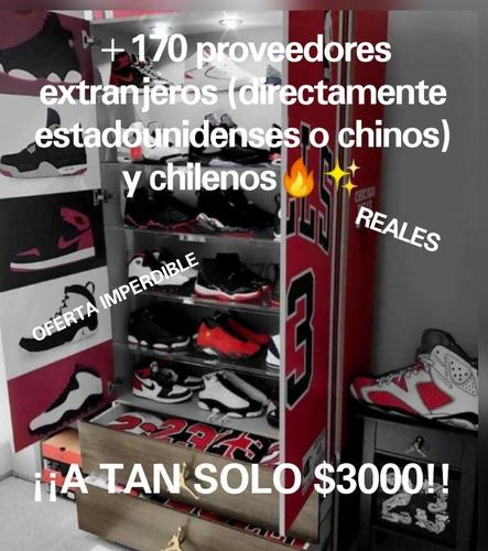 +170, +400 o +600 proveedores reales extranjeros y chilenos!
