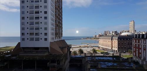 **  2 ambientes vista al mar - centro