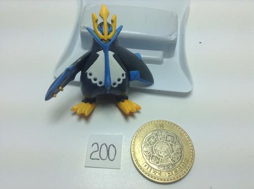 *** 200. pokemon empoleon *** tomy original pokechay