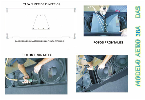 +2000 projetos caixa de som sub grave guitarra baixo carros