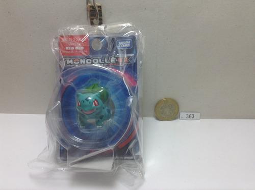 *** 363. pokemon bulbasaur *** tomy original.  pokechay