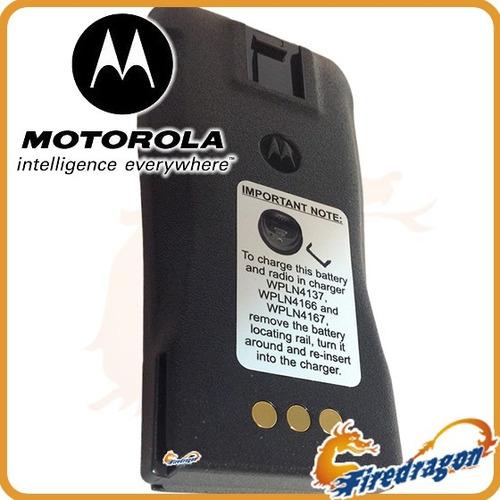 -40% batería motorola recargable nimh para ep450 cp200 gp368